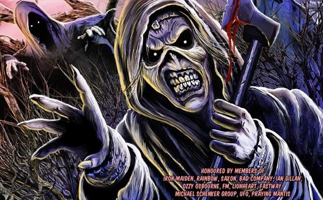 Iron Maiden Celebrating The Beast Cover-001