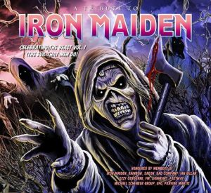 Iron Maiden Celebrating The Beast Cover