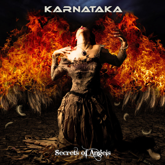Karnataka - Secrets Of Angels cover