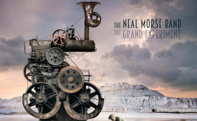 Neal Morse Band TGE Cover 640x640-001