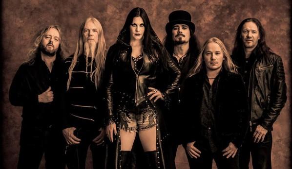 Nightwish Band Dec 2014