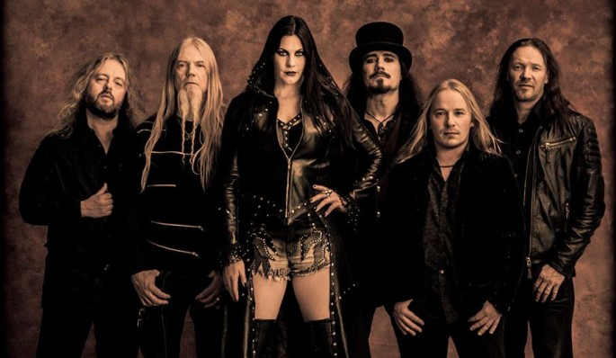 Nightwish Band Dec 2014