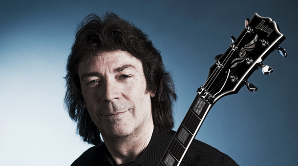 Steve Hackett Head Shot