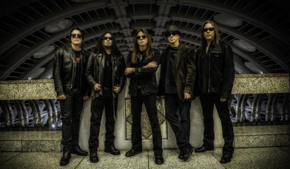 Queensrÿche Band Shot