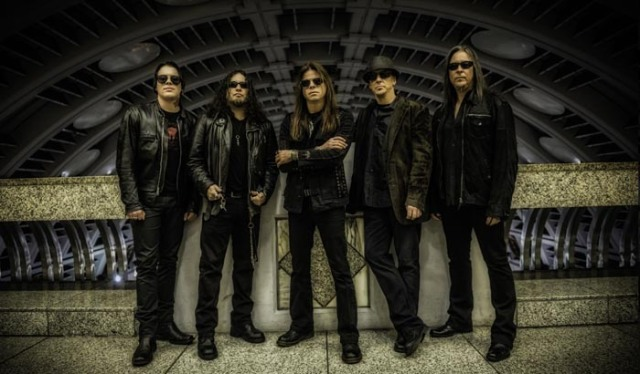 Queensrÿche Band Shot