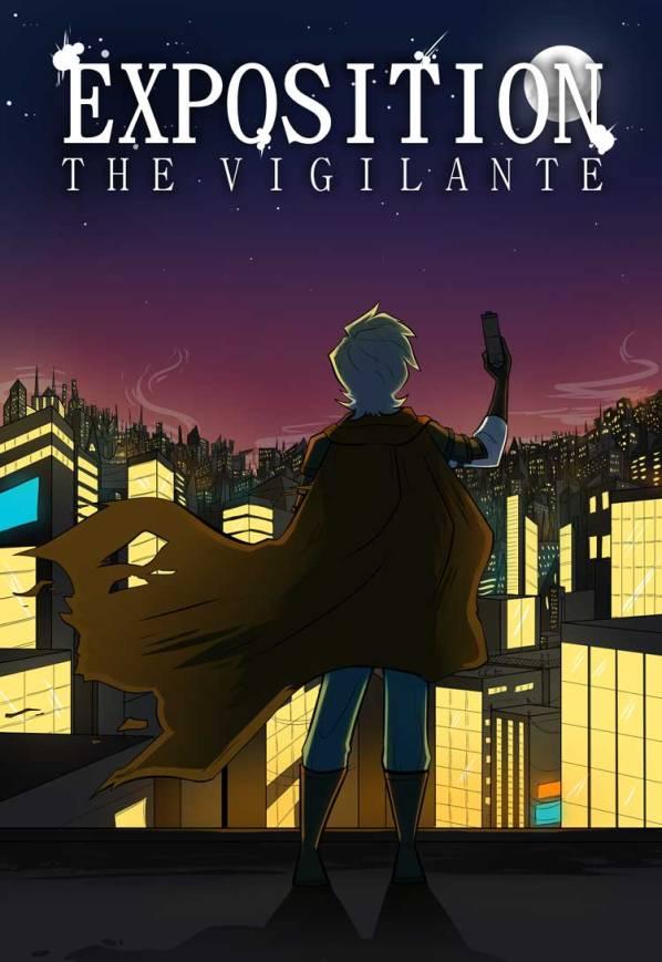 Fearless Vampire Killers - The Vigilante cover