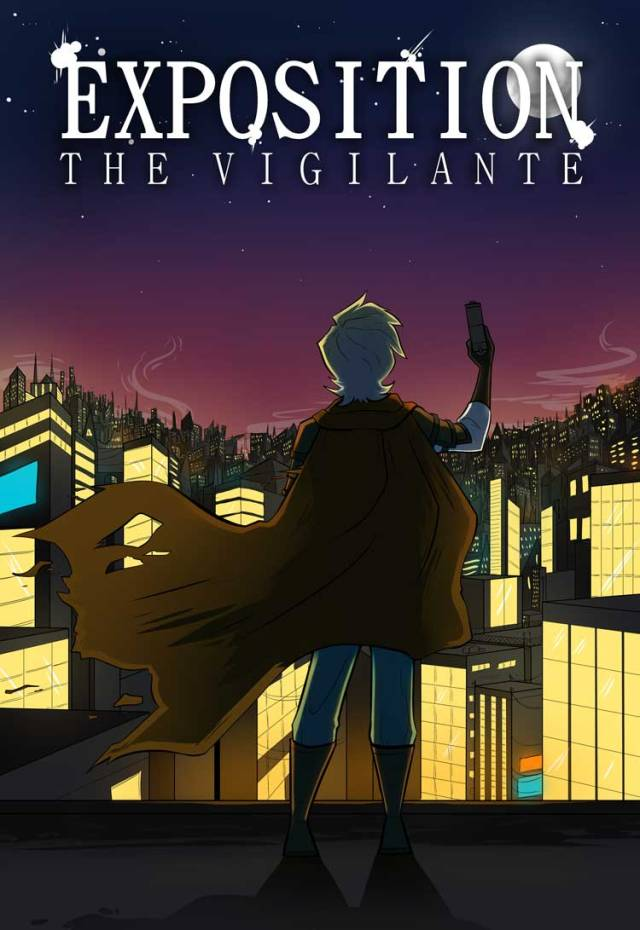 Fearless Vampire Killers - The Vigilante cover