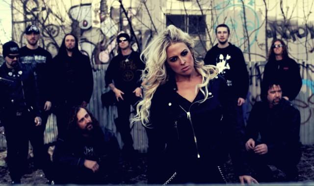 Heaven The Axe band shot