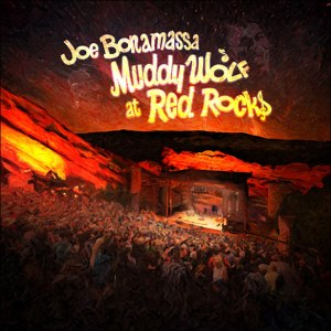Joe Bonamassa - Muddy Wolf At Red Rocks cover art