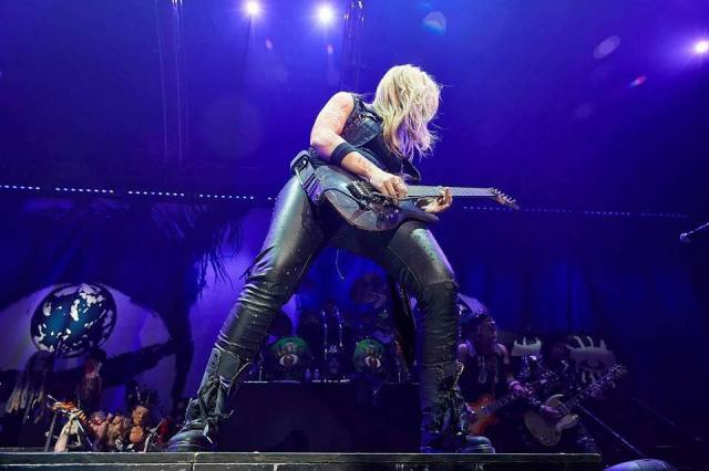 Nita Strauss by Carl Sheffel