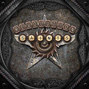 Revolution Saints album cover