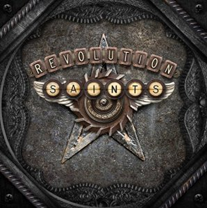 Revolution Saints album cover