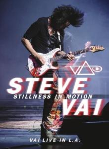 Stillness In Motion - Vai Live in LA cover