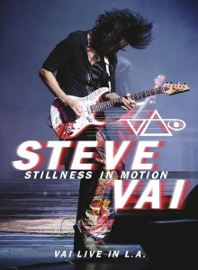 Stillness In Motion - Vai Live in LA cover