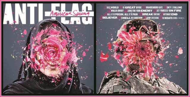 Anti Flag - American Spring