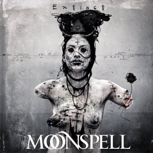 Extinct cover - Moonspell