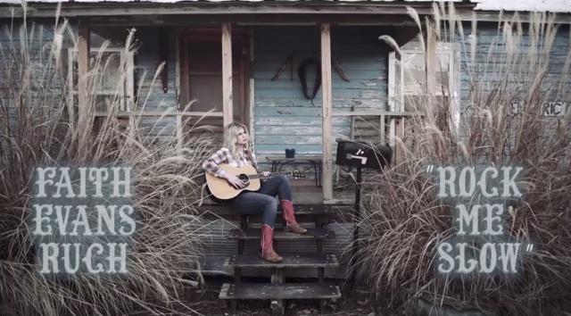 Faith Evans Ruch - Rock Me Slow screen cap