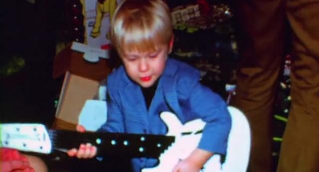 Kurt Cobain Montage of Heck vid cap