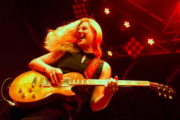 Joanne Shaw Taylor - Photo by Adam Kennedy