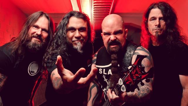 Slayer 2015