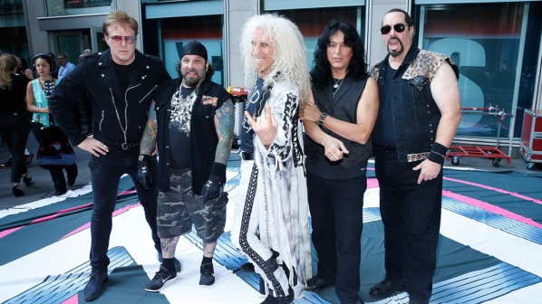 """FOX & Friends"" All American Concert Series - Twisted Sister"