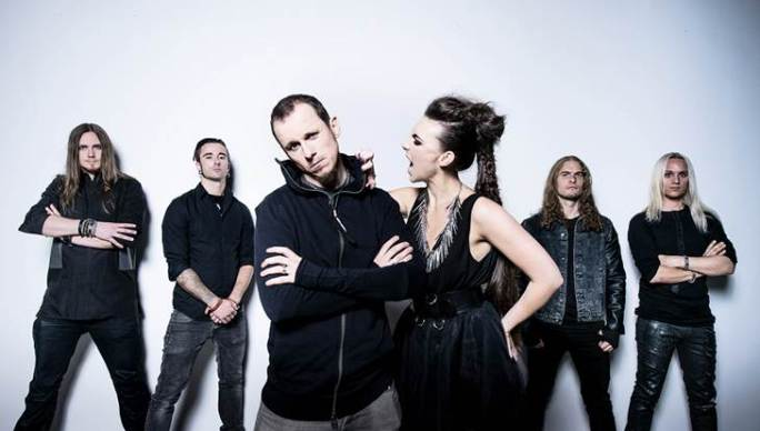 Amaranthe - May 2015