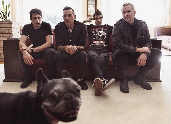 Anti Flag 2015