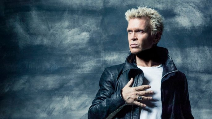 Billy Idol by Michael Muller