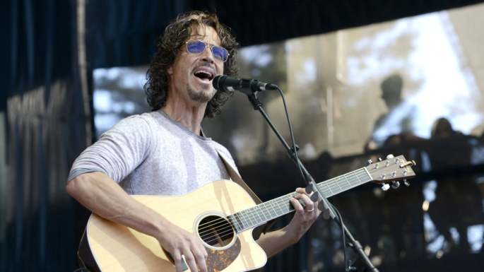 Chris Cornell acoustic
