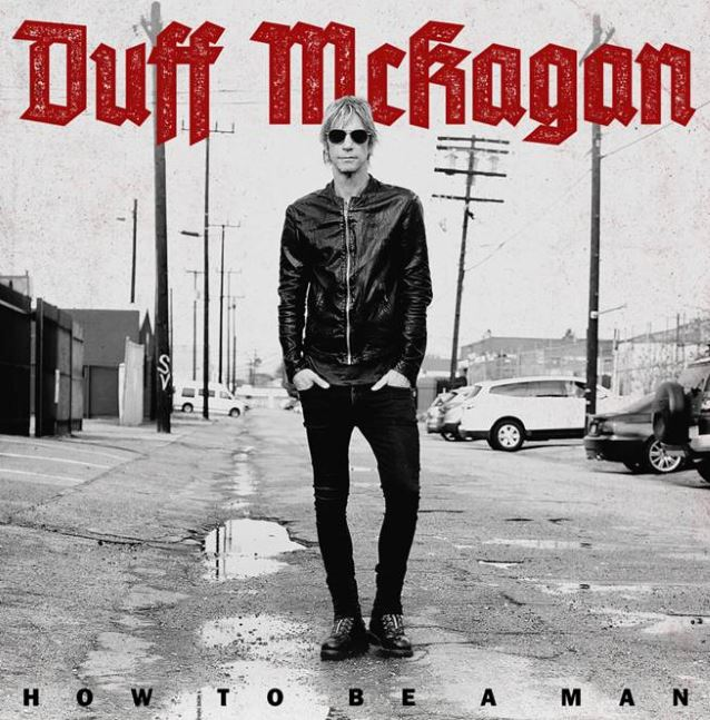 Duff McKagan How To Be A Man EP