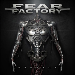 Fear Factory Genexus cover