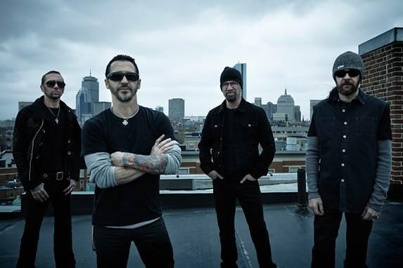 Godsmack 2015