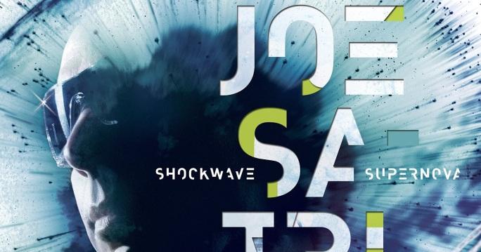 Joe Satriani Supernova crop