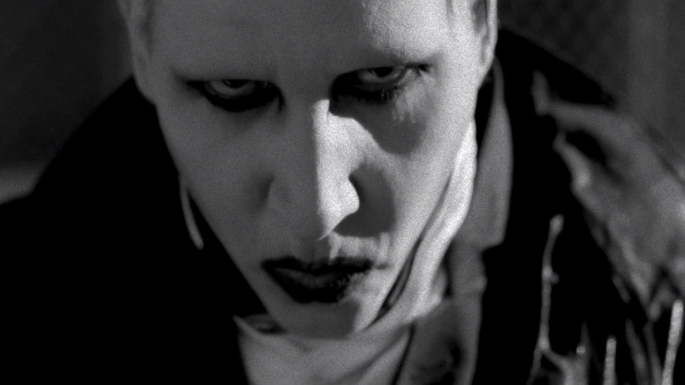 Marliyn Manson Mephistopholes vid cap