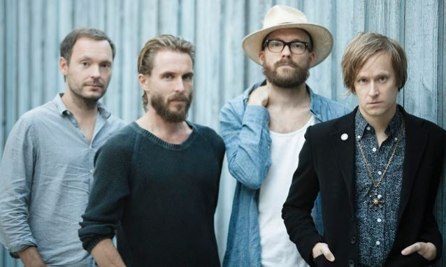 Refused 2015 Promo shot