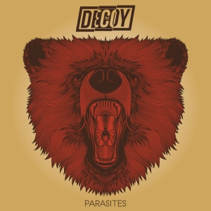 The Decoy - Parasites EP cover