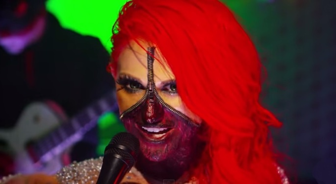 Butcher Babies Monsters Ball crop