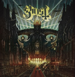 Ghost Meliora cover
