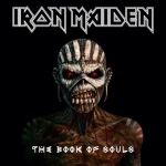 Iron Maiden Book Of Souls cover