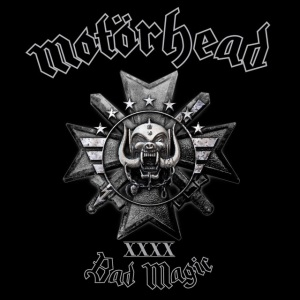 Mötorhead Bad Magic cover