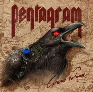 Pentagram - Curious Volume cover