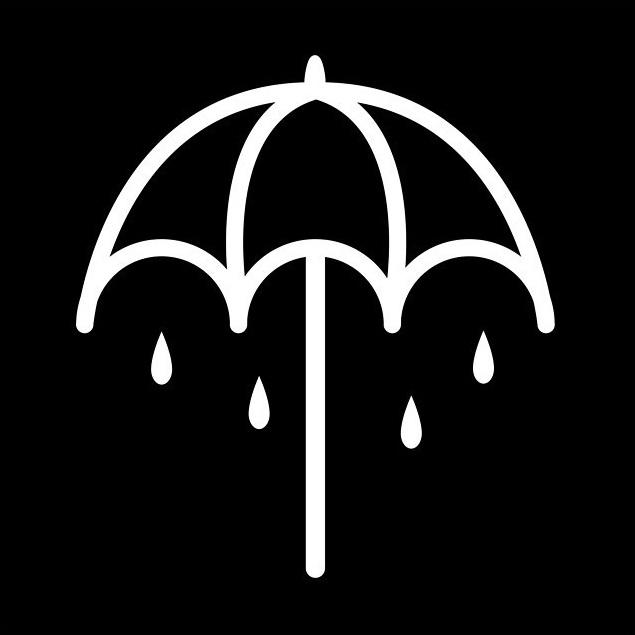 BMTH Umbrella