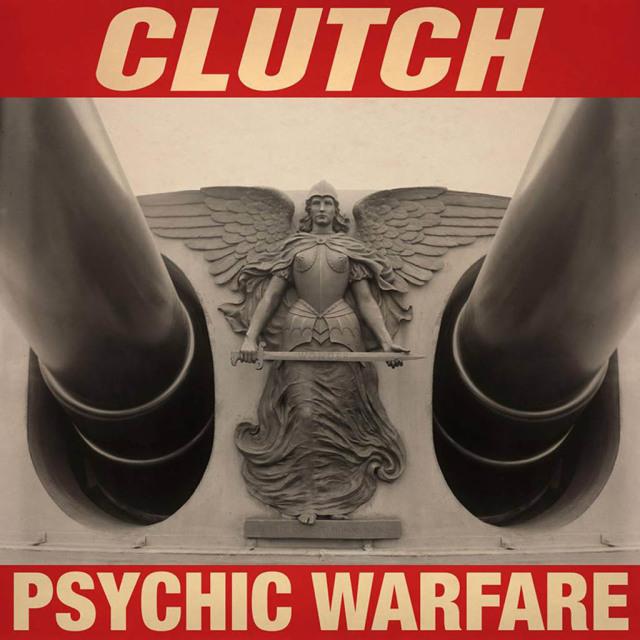 Clutch Pyshic Warfare cover