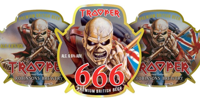 Iron Maiden - Trooper 666