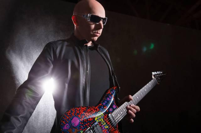 Joe Satriani - Press shot 4 - Chapman Baehler
