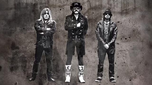 Motörhead promo 2015