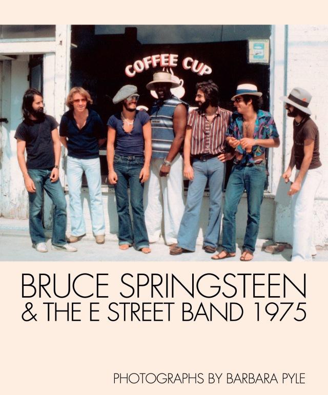 Bruce Springsteen 1975 book full cover