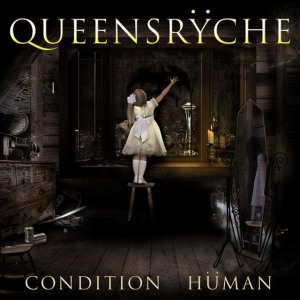 Queensryche - Condition Human cover