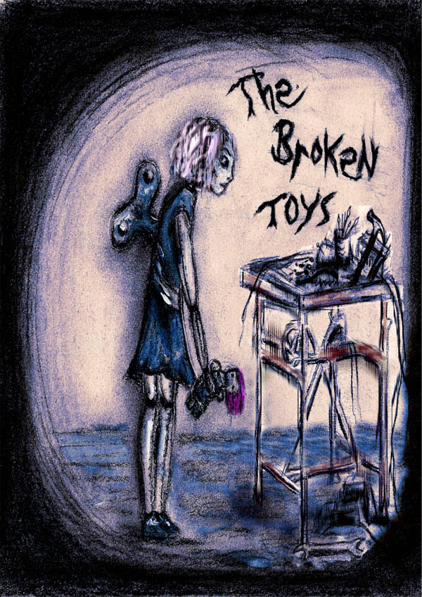 Bad Pollyanna The Broken Toys