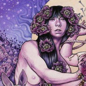 Baroness Purple cover